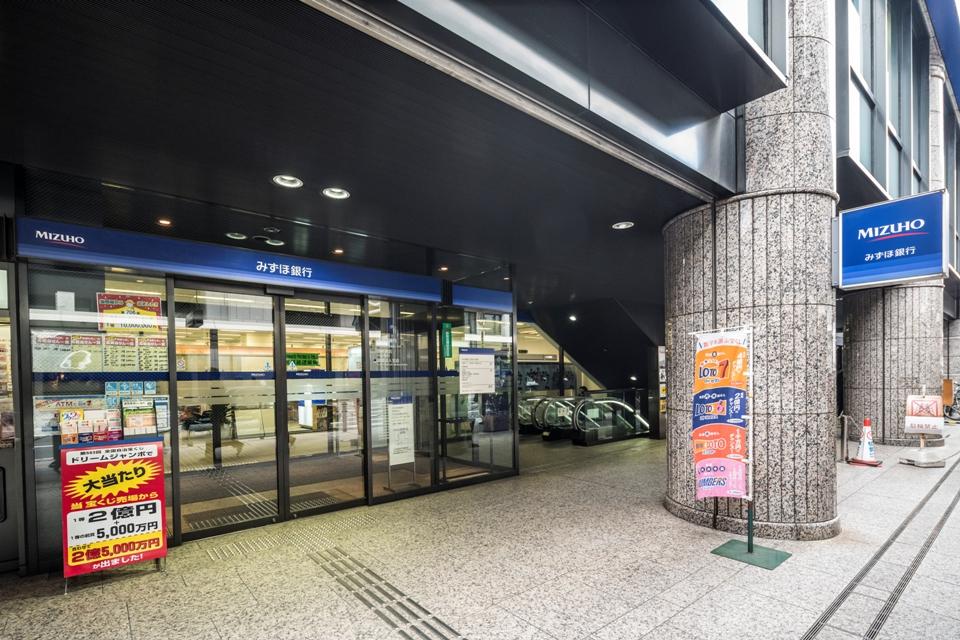 みずほ銀行京都支店